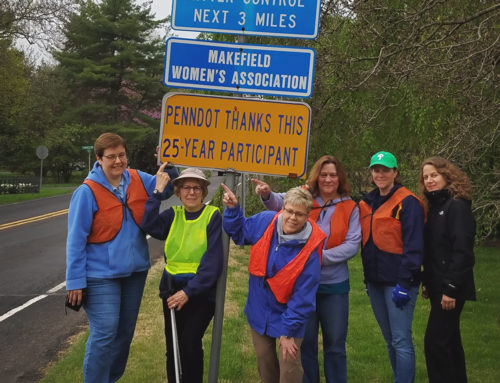 25 Years with Adopt-A-Highway