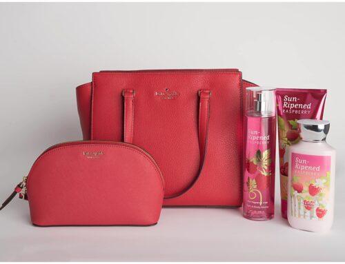 Online Designer Bag Raffle